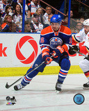 Teddy Purcell 2014-15 Action Photo