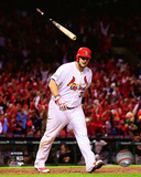 Matt Adams Home Run Game 2 of the 2014 National League Championship Series Photo