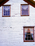 Old farmhouse in rural Indiana, USA Photographic Print by Anna Miller