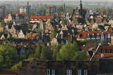 Poland, Pomerania, Gdansk. Town Photographic Print by Walter Bibikow