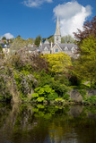 River Lee and Church of Our Lady of the Rosary, Cork, Ireland Photographic Print by Brian Jannsen