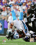 Kelvin Benjamin 2014 Action Photo