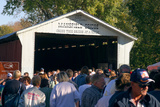Covered Bridge Festival, Mansfield, Indiana, USA Photographic Print by Anna Miller