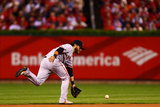 NLCS - San Francisco Giants v St Louis Cardinals - Game Two Photographic Print by Dilip Vishwanat