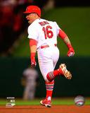 Kolten Wong Walk-Off Home Run Game 2 of the 2014 National League Championship Series Photo