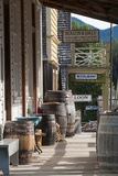 Main Street in Old Gold Town Barkerville, British Columbia, Canada Photographic Print by Michael DeFreitas
