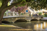 Bourton-On-The-Water, Cotswolds, Gloucestershire, England Photographic Print by Brian Jannsen