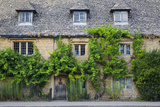 Old Inn Along High Street, Cotswolds, Gloucestershire, England Photographic Print by Brian Jannsen