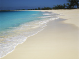 Bahamas. Pristine Beach Photographic Print by Kent Foster