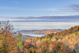 Canada, Quebec, Eastern Townships, Lake Massawippi Photographic Print by Rob Tilley