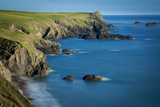 Coastline in the Lizard, Cornwall, England Photographic Print by Brian Jannsen
