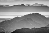 Santa Monica Mountains Nra, Los Angeles, California Photographic Print by Rob Sheppard