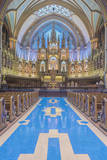 Canada, Quebec, Montreal, Notre Dame Basilica Photographic Print by Rob Tilley