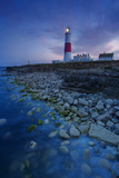 Portland Bill Lighthouse Near Portland, Dorset, England Photographic Print by Brian Jannsen
