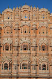 Jaipur, Rajasthan, India. Hawa Mahal, Built 1799 Photographic Print by Charles Cecil