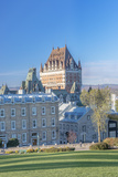 Canada, Quebec, Quebec City, Old Town Photographic Print by Rob Tilley