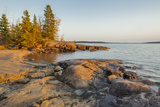 Canada, Ontario, Terrace Bay, Rainbow Falls Provincial Park Photographic Print by Frank Zurey