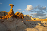 Toadstool Near Kanab, Utah and Page Arizona. Grand Staircase-Escalante Photographic Print by Howie Garber