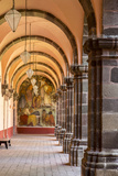 Institute of Art in San Miguel De Allende, Mexico Photographic Print by Chuck Haney