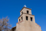 Santuario De Guaoajupe to Our Lady of Guadalupe, Santa Fe, New Mexico Photographic Print by Bill Bachmann