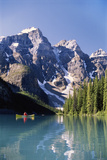 Canada, Alberta, Moraine Lake at Banff National Park Photographic Print by Michele Westmorland