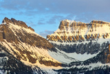 Mount Oberlin and Cannon at Glacier NP, Montana, Usa Photographic Print by Chuck Haney