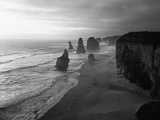 Australia, Victoria, the Twelve Apostles in Port Campbell NP Photographic Print by Greg Probst
