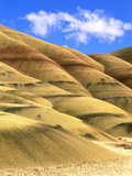 Painted Hills Unit, John Day Fossil Beds National Monument, Oregon Photographic Print by Howie Garber