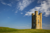 Early Morning at the Broadway Tower, Worcestershire, England Photographic Print by Brian Jannsen