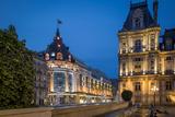 Bazar De L'Hotel De Ville, across Rue De Rivoli, Paris, France Photographic Print by Brian Jannsen