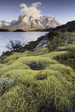 Chile, Torres Del Paine National Park Photographic Print by Gavriel Jecan