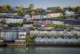Harbor Town of Cobh, County Cork, Ireland Fotografisk trykk av Brian Jannsen
