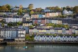 Harbor Town of Cobh, County Cork, Ireland Fotografie-Druck von Brian Jannsen