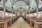 Canada, Quebec, Quebec City, Cathedral of the Holy Trinity Interior Photographic Print by Rob Tilley