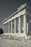Central Greece, Athens, Acropolis, the Parthenon Photographic Print by Walter Bibikow