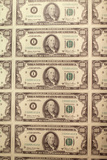 Prints of Money at the Mob Museum, Las Vegas, Nevada. Usa Photographic Print by Julien McRoberts