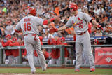 NLCS - St Louis Cardinals v San Francisco Giants - Game Four Photographic Print by Harry How