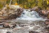 Canada, Ontario, Rainbow Falls Provincial Park, Rainbow Falls Photographic Print by Frank Zurey