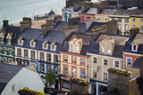 Attached Homes Near the Wharf, Cobh, County Cork, Ireland Photographic Print by Brian Jannsen