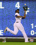 Lorenzo Cain Game 3 of the 2014 American League Championship Series Action Photo