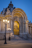 Front Entrance to Petite Palais, Paris, France Photographic Print by Brian Jannsen