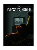 The New Yorker Cover - July 8, 2013 Metal Print by Jack Hunter