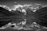 Mt Alpamayo in Ancash Region, Cordillera Blanca, Andes Mountains, Peru Photographic Print by Howie Garber