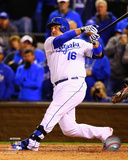 Billy Butler Game 3 of the 2014 American League Championship Series Action Photo