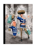The New Yorker Cover - September 10, 2012 Metal Print by Ian Falconer