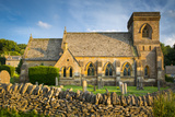 St Barnabas Church, Snowshill, Cotswolds, Gloucestershire, England Photographic Print by Brian Jannsen