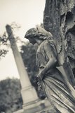 USA, Virginia, Richmond, Hollywood Cemetery, Monuments Photographic Print by Walter Bibikow