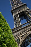 Eiffel Tower, Paris France Photographic Print by Brian Jannsen