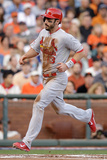 NLCS - St Louis Cardinals v San Francisco Giants - Game Four Photographic Print by Ezra Shaw