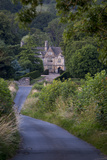 Upper Slaughter Manor House, Cotswolds, Gloucestershire, England Photographic Print by Brian Jannsen